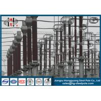 Buy cheap Yixing Anti-corrosive Steel Q355 Substation Transformer Steel Structures from wholesalers