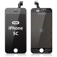 Quality Black Color LG Display Panel Iphone LCD Screen For Iphone 5c Screen Replacement for sale