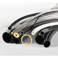 Quality Black PVC Tubing For Electric Cable , Flexible Reinforced PVC Tubing for sale