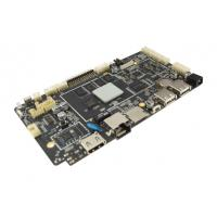 Quality High Performance Embedded CPU Motherboard RK3188 1.6Ghz TF Card USB Host RJ45 Interface for sale