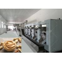 Quality 500 KG Industrial Nut Butter Grinder Peanut Butter Processing Line Fully Automatic for sale