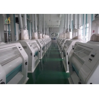 Quality Wheat Flour Mill Production Line 80TPD Compact Flour Mill for sale