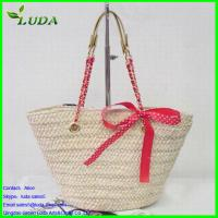 Quality wholesale straw beach bags for sale