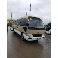China 30 seats toyot coaster  for sale , diesel engine toyota coaster on sale