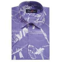 Quality 100% Cotton Printed Shirts for Man for sale