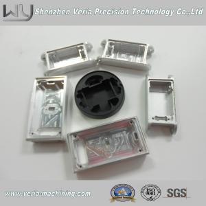 China High Precision Al6061 CNC Machining Part / CNC Machine Part Watch Case for Electronics on sale