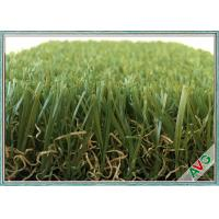 Buy cheap Leisure Garden Artificial Grass Flooring Fake Carpet Monofilament PE + Curly PPE from wholesalers