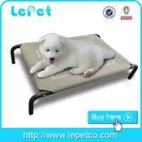 Quality elevated outdoor dogs cot bed dog bed elevated dog bed orthopedic dog elevated cot bed for sale