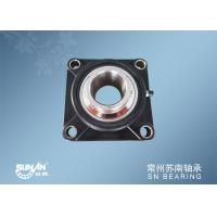 Quality 4 Bolt Flange Bearing / Ball Bearing Unit For Chemical Machinery SUCFPL208 for sale