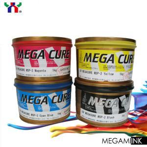 China [MEGACURE] UV offset printing transparent varnish on sale