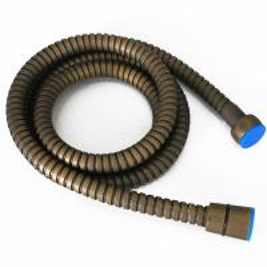 China Flexible Shower Hose Extension , Venetian Bronze Handheld Shower Hose 1.5m / 1.8m on sale