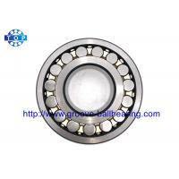 22244CA/W33 C3 Double Row Roller Bearing 22244 , Brass Cage Spherical Roller Bearings