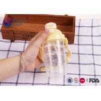 Quality Round Healthy Leak Proof Kids Plastic Water Bottles Childrens Drink Bottle for sale