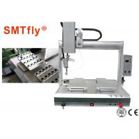 Quality Dual Table Customized Robotic Soldering Machine For PCB SMTfly-412 Long Life Time for sale