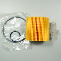 Quality Toyota Corolla Prius Auto Oil Filters High Filtration Efficiency 04152-37010 for sale