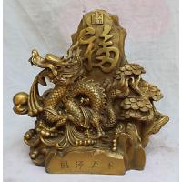 Bronze Statue Animal Dragon Sculpture
