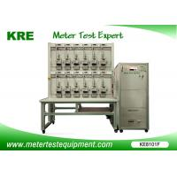 Quality 12 Position Electric Meter Test Bench , Standard Deviation Energy Meter Testing Equipment for sale