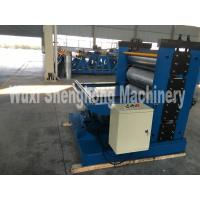 Quality Steel sheet roll embossing machine with various pattern for option With Various Pattern Option for sale