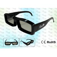 Quality REALD Cinema and Home TVs Circular polarized 3D glasses for sale