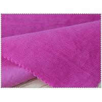 Quality 100% cotton corduroy  fabric plain dyed   CWT #16W for sale