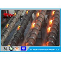 Quality 60Mn 3 Inch forged steel ball for Mineral Processing , No deformation for sale
