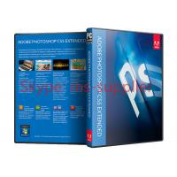 China Adobe Photoshop CS6 For Windows 32 / 64 Bit Original DVD With Retail Box 100% Activation Online Genuine on sale