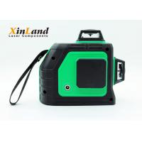 Quality Self Leveling Rotary Laser Level Meter With 360 Degree Vertical Ray Module for sale