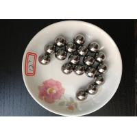 Quality Anti - Abrasive Miniature Chrome Steel Balls High Precision 1 / 2 inch 12.7mm for sale