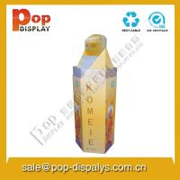 Quality Cosmetic Cardboard Pop Display Stands Customized With Full Color for sale