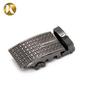 Quality KML Carving Metal Duty Belt Buckle , 35MM Custom Metal Belt Buckle for sale