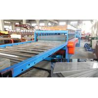 China Full Automatic Wood Plastic Production Line 3 Phase For Billboard on sale
