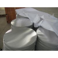 Buy cheap DC material 0.5mm to 3.0mm 1100 1050 H14 Hot Rolled Aluminium Circle with Deep from wholesalers