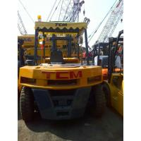 Buy cheap Used TCM 5 ton forklift from wholesalers