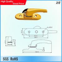 Quality New Design Crescent lock for window for sale