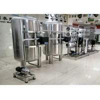 China Reverse Osmosis Water Filtration Treatment Machine Water Purification Plant For Dialysis on sale