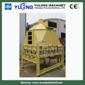 Quality biomass energy wood pellets cooler /fertilizer granules cooler machine for sale
