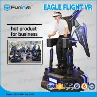 China Standing Eagle Flight Simulator Virtual Reality / 9D VR Cinema on sale
