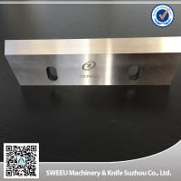 Buy High Hardness Plastic Crusher Granulator Blade at wholesale prices