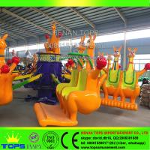 Quality HENAN TOPS Outdoor Amusement rides kangaroo jump/kangaroo jumper for sale