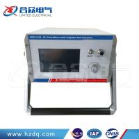 Quality 3 In 1 Sf6 Gas Analyzer High Precision For Dew Point Ppm Purity Decomposition for sale