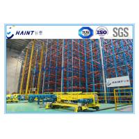 Quality Heavy Duty ASRS Automated Storage Retrieval System, Automated Warehouse Racking Systems for sale
