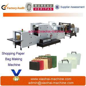 Buy cheap SBR460 Reel Feeding Paper Bag Making Machine from Wholesalers