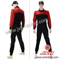 Quality 2012 Latest 2 Layer Fireproof Auto Racing Suit for sale
