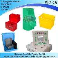 China Plastic Corrugated Boxes on sale