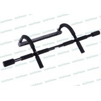 China Exercise Equipment Push Up Handle Bars / Home Gym Door Mounted Pull Up Bar on sale