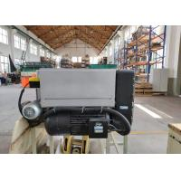 Quality 5t-6m Electric Single Girder Low Headroom Hoist for manufacture or processing workshop for sale