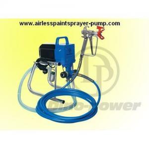 Buy cheap DP-6388B 1/2hp Electric piston pump & Airless paint sprayer DIY kit from wholesalers