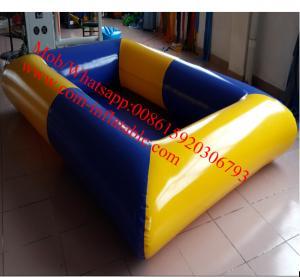 China inflatable dog pool  inflatable pool on sale