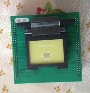 China Brand new BGA88 mobile flash memory socket for Sedum up818 up828 on sale