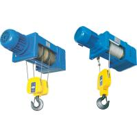 Quality 6 ton, 8 ton, 10 ton Fixed Type Foot-Mounted Electric Wire Rope Hoist For Port / Mining / Warehouse for sale
